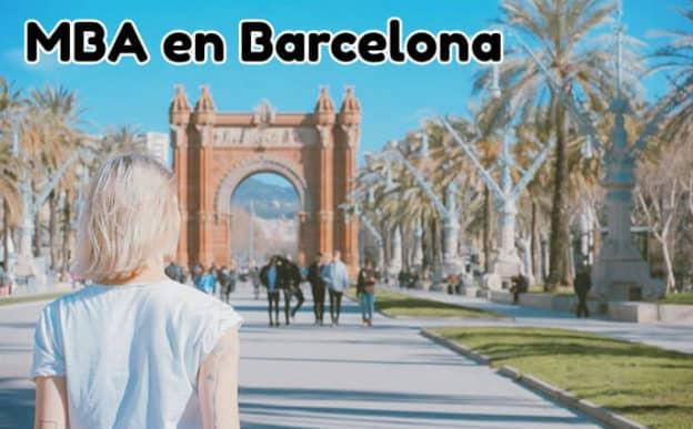 mba barcelona