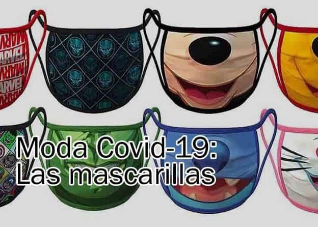 Moda Covid-19_ Las mascarillas